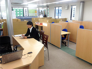 マスト学習院芳泉校教室写真